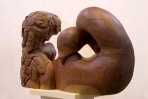 Rein Veldboer, beeldhouwer