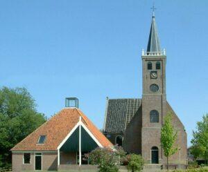 Dorpshuis en Laurenskerk Kolhorn