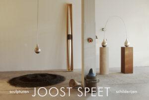 Joost Speet, beeldend kunstenaar