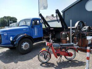 Grootmoederstijd en Motorenmuseum